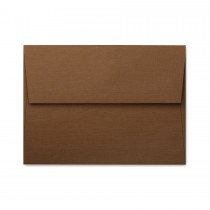 Neenah Eames Painting Brown Umber A2 Envelope