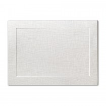 Neenah Eames Painting Eames White A7 Panel Card