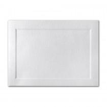 Gruppo Cordenons Malmero Perle Blanc A7 Bevel Panel Card