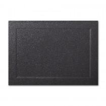 Gruppo Cordenons Malmero Perle Noir A7 Bevel Panel Card