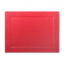 Gruppo Cordenons Malmero Perle Vermillion A2 Bevel Panel Card