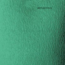 Foil Cardstock Textured Green Sheets