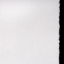 Mohawk Strathmore Premium Pastelle (formerly Strathmore Pastelle) Bright White 12.5 x 19 Long Deckle Edge 80# Cover Sheets