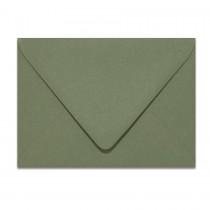A7 Euro Flap 80# Text Mohawk Renewal Hemp Flower Rough Finish Envelopes Box of 250