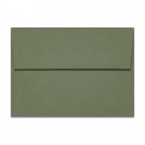A1 (4 Bar Square Flap) 80# Text Mohawk Renewal Hemp Flower Rough Finish Envelopes Box of 250