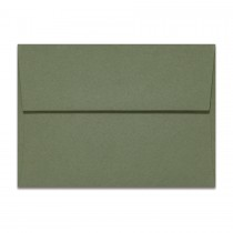A8 Square Flap 80# Text Mohawk Renewal Hemp Flower Rough Finish Envelopes Pack of 50