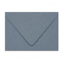 A6 Euro Flap 80# Text Mohawk Renewal Recycled Cotton Denim Envelopes Box of 250