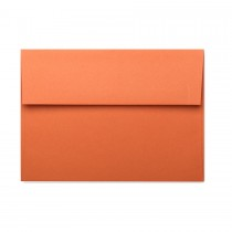Basis Dark Orange A2 Envelope