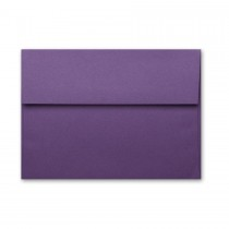 Basis Dark Purple A7 Envelope